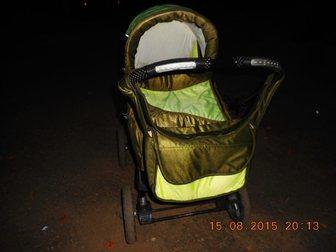 Скачать бесплатно фото Детские коляски Продам коляску-трансформер 33232440 в Костроме