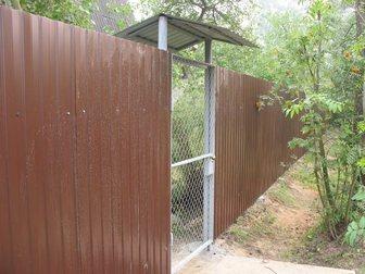 Скачать foto Строительные материалы Ворота и калитки садовые 33790754 в Костроме