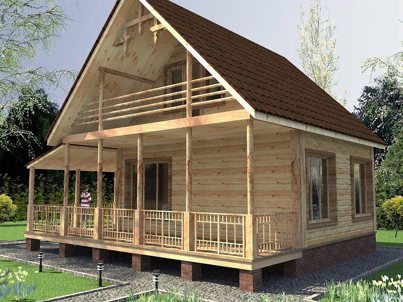Строительство дачных домов эконом класса своими руками
