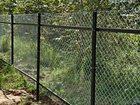 Фотография в Строительство и ремонт Разное Сетка плетеная (рабица) рулон 10метров  Оцинкованная, в Котласе 420
