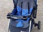 Прогулочная коляска Indigo Nancy