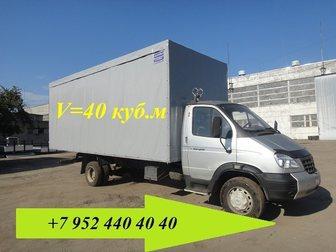 Свежее foto  Валдай увеличить фургон до 40 кубов удлинить раму до 7, 5 м 33893456 в Коврове