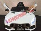 Новый электромобиль mercedes-benz AMG GT O008OO