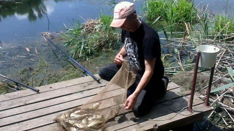 рыбалка и рыболовные места краснодарского края