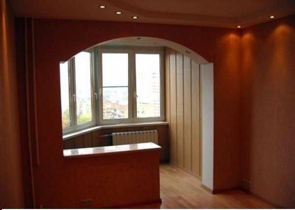 Ремонт 3-х комнатной квартиры в новостройке •