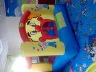 Фотография в Для детей Детская мебель Надувной батут Клоун в комплекте с компрессором, в Краснодаре 13000