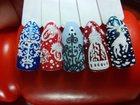 Фотография в Красота и здоровье Салоны красоты SPA Маникюр «горячий» + покрытие лаком в в Краснодаре 500