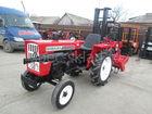 Уникальное фотографию Трактор мини трактор SHIBAURA S700D 34864029 в Краснодаре