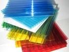 Уникальное фото Строительные материалы Продам Цветной сотовый поликарбонат 36098827 в Краснодаре