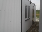 Фото в Строительство и ремонт Строительные материалы вагончик жилой 6/2, 4 с внутренней отделкой в Краснодаре 80000
