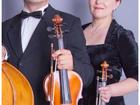 Уникальное foto  Скрипичный дуэт ;Струнный квартет на ваше торжество 37538465 в Краснодаре