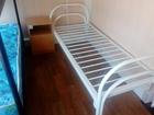 Скачать фото Мебель для дачи и сада Кровать одноярусная спинка 2 дуги 1900/700 37746009 в Краснодаре