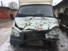Скачать бесплатно фото Аварийные авто Продаю Газель Бизнес 2012г после ДТП 38482373 в Краснодаре