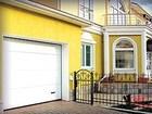 Новое foto  Секционные гаражные ворота 39464289 в Краснодаре