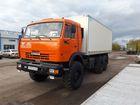 Свежее изображение  камаз 43118 изотермический фургон 39997693 в Краснодаре