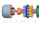 Новое изображение  Насос MITSUBISHI MKV23 для бетононасосов 40012480 в Краснодаре