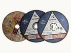 Смотреть изображение Строительные материалы Три диска отрезных по металлу новые лишние 40230561 в Краснодаре