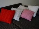 Скачать бесплатно изображение  Съемные наволочки на декоративные подушки(40/40) любой расцветки 44626544 в Краснодаре