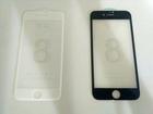 Смотреть изображение  Защитные стекла 4D для iPhone 6/7/8 60075783 в Краснодаре