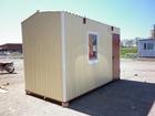 Смотреть изображение  Вагончики строительные жилые, мобильные кухни, душевые 69898941 в Краснодаре