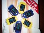 Просмотреть изображение Медицинские приборы Пульсоксиметр на палец с LED дисплеем 69911673 в Краснодаре