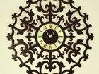 Увидеть foto Другие предметы интерьера Настенные часы Лилия на заказ 70165638 в Краснодаре