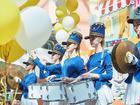 Скачать бесплатно фото  Шоу барабанщиц на мероприятие, барабанщицы на встречу гостей 70805625 в Краснодаре
