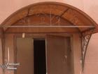 Скачать foto Строительство домов Козырек над крыльцом в Краснодаре 70833306 в Краснодаре
