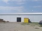 Охлаждаемое складское помещение 600 кв.м, Два склада по 150