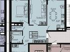 Продается трехкомнатная квартира от надежного застройщика НС