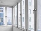 Скачать бесплатно фотографию  Отделка, остекление и расширение балконов и лоджий, монтаж окон и дверей ПВХ 77948285 в Краснодаре
