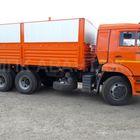 КамАЗ 65115 зерновоз (облегченный)