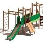 Сокращение затрат на благоустройство - детские площадки от производителя цены -2