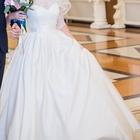 Продам платье свадебное, одето один раз