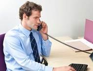 Офис-диспетчер Обязанности: - приём, распределение звонков   - назначение встреч