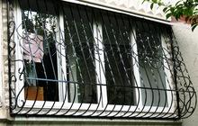Решетки на окна, балконы, оградки, столики