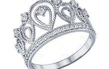 Модные серебряные украшения в интернет-магазине