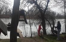 Рыбалка и отдых в ст, Динской