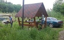 Лов пеленгаса на Кубани и отдых летом