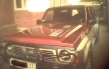Продам джип Ниссан- патрол - 4,2-дизель в 60- кузове с кондиционером,1993г, в