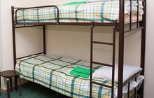 Кровати двухъярусные, односпальные на металлокаркасе