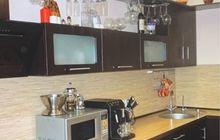 Продам 1 комнатную квартиру с ремонтом, мебель и техника ост