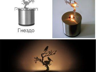 Смотреть фотографию Другие предметы интерьера Проекционный светильник Гнездо 32324259 в Краснодаре