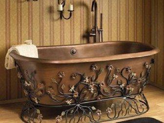 Скачать бесплатно фото  Подставки для ванной и раковины кованые 32806076 в Краснодаре
