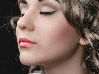 Просмотреть изображение  профессиональный макияж, визажист с выездом на дом 33001301 в Краснодаре