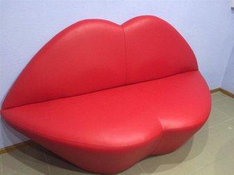 Увидеть фотографию Мягкая мебель диван в виде губ 33664504 в Краснодаре