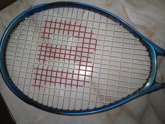 Скачать бесплатно изображение  Легендарная теннисная ракетка WILSON EUROPA из Германии, 33989266 в Краснодаре