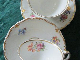 Увидеть фотографию Антиквариат, предметы искусства 2 чайные пары от Royal Fine China, Япония, 33989405 в Краснодаре