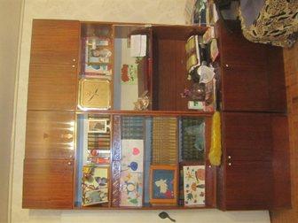 Смотреть фотографию Мебель для дачи и сада Продам два книжных шкафа 33994628 в Краснодаре
