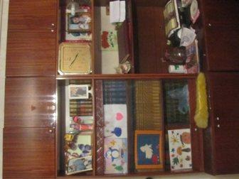 Скачать foto Мебель для дачи и сада Продам два книжных шкафа 33994628 в Краснодаре